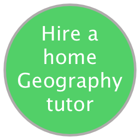 Hire a home Geography tutor
